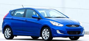 Like all Hyundais, the 2012 Accent provides more car for less.