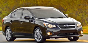 There's a 5-door hatchback Impreza too, for more cargo space.