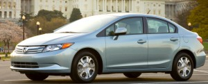 Honda says the Civic Hybrid's electric motor is more assistant than primary driver.