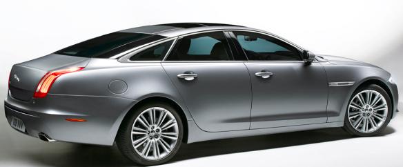 2012 Jaguar XJL Portfolio: Power, Grace, Style
