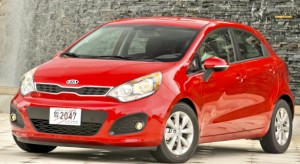 Kia's Rio SX hits the subcompact sweet spot.