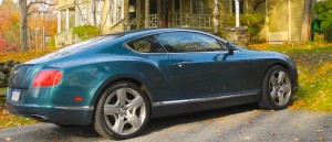 "Grace, style, power: The Bentley Continental is ""a refined GT with the soul of a supercar."""