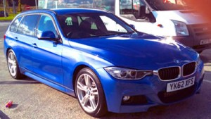 Brilliant 2013 BMW 328i Touring (wagon), with or without the M Sport Package.
