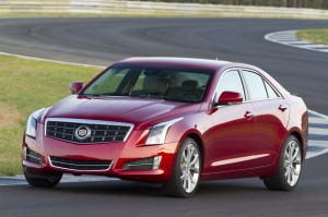 There's never been a Cadillac like this one. The ATS is, in many ways, a Bimmer-beater.