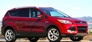 There are new cars that look like the ones they replace, and then there are new cars like the 2013 Ford Escape.
