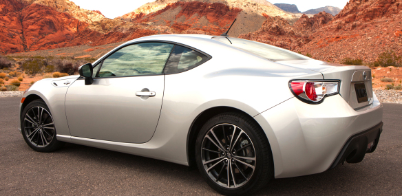 Great 2013 Scion FR S From Toyota
