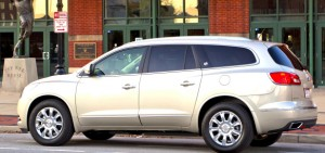 For every one of its strengths, the Buick Enclave has a corresponding weakness. Buick photo.