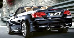 """How other drivers usually see a BMW M3, the car that defines """"sport sedan."""""""