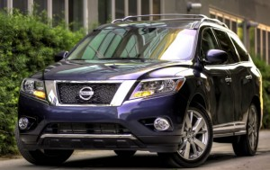 Big but not huge, pricey but not extravagant, comfortable and technologically advanced to boot, the '14 Pathfinder is everything the American family currently wants in an SUV. Nissan photo