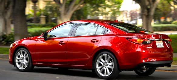A Caru0027s Looks Count For A Lot When It Comes Time To Write A Check. On This  Basis Alone, The New Mazda6 Ought To Succeed. Mazda Photo