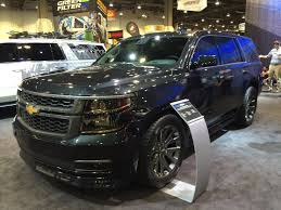 2015 Chevy Tahoe Black