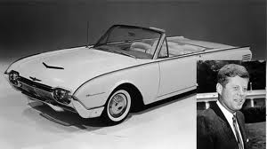 kennedys t bird convertible '61