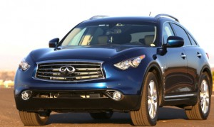 It looks kind of predatory, doesn�t it? Last year�s FX35 crossover sport-ute has become the 2014 Infiniti QX50 3.7. Infiniti photo