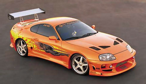 The Cars Of The Fast And The Furious Bestride