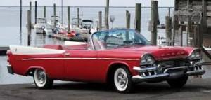 1958 Dodge D500