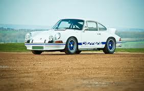 1973 Porsche 911 Carera rs