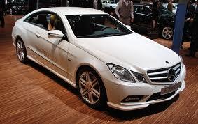 2009 Mercedes-Benz E350