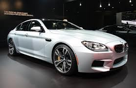 2014 BMW M6 Grand Coupe