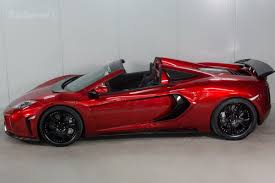 2014 McLaren MP4-12C Coupe
