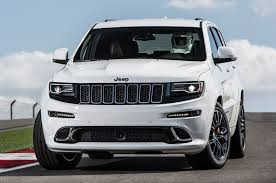Jeep Grand Cherokee SR-T 8
