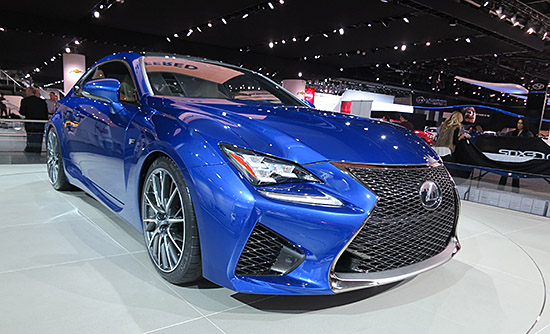 Lexus-RC-F-front-34