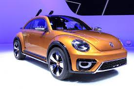 VW Dune Beetle Concept