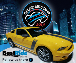 Best Ride covers the 2014 Chicago Auto Show