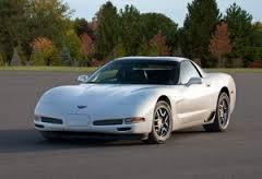 2000 Chevrolet Corvette C5 Hardtop