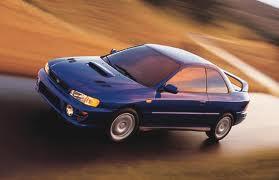 2000 Subaru Impreza 2.5RS Coupe
