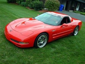 2001 Mallett Hammer Z06 Corvette 2