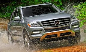 2006 Mercedes-Benz ML350 4MATIC