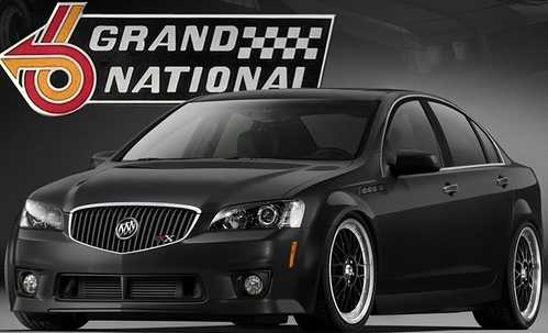 Return Of The Buick Grand National And Gnx Bestride