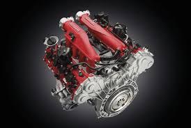 California T engine