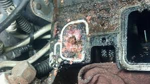 Dex cool corrosion