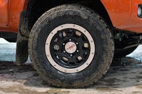 Tacoma beadlock wheel
