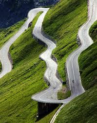 The Furka Pass Switzerland