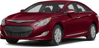 2013 Hyundai Sonata Sedan Hybrid