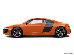 2014 Audi R8 side