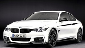 The 2014 4-Series BMW coupes look quite pantherish, especially decked out in the $3,500 M Sport package. In addition to the 428i, there is a more powerful and expensive 435i; both are available with AWD and as convertibles. Later this year BMW will begin shipping a high-performance M4 version to the States. BMW