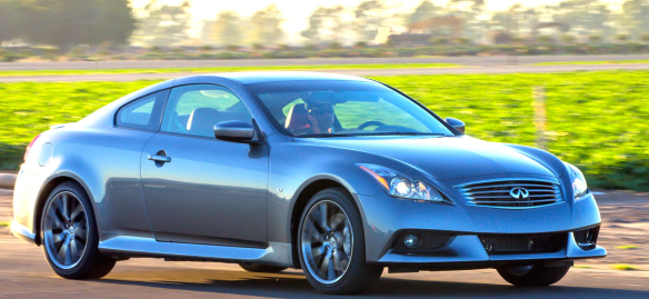 Infinitis G37 Coupe Becomes The Q60 Bestride