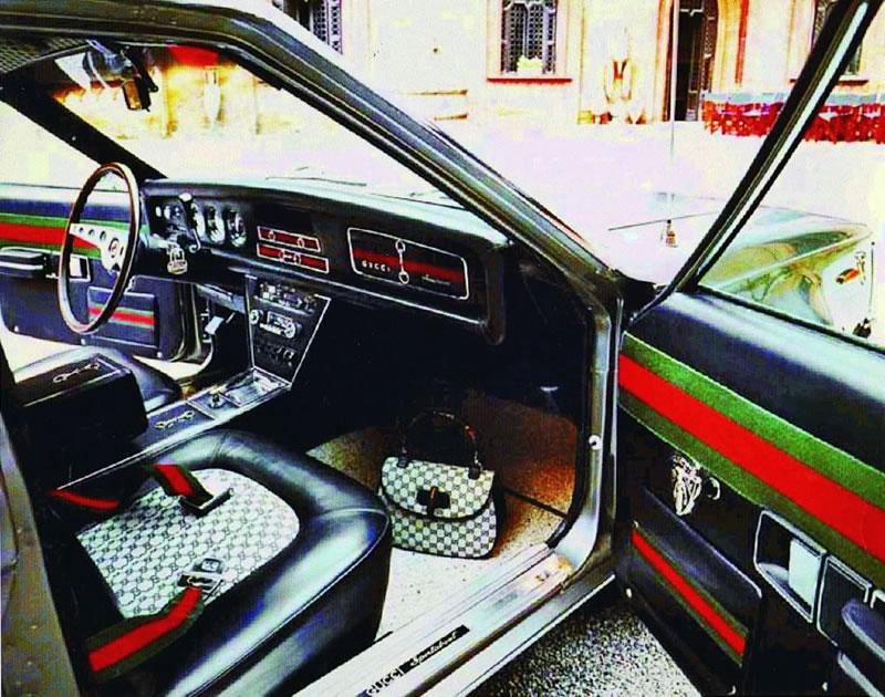 Gucchi Interior AMC Sportabout