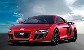 Header Audi R8