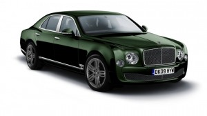 Not the Bentley Mulsanne