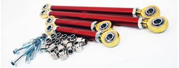 adjustable trailing arms