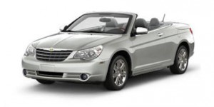 2010 Chrysler Sebring Limited (Hardtop)