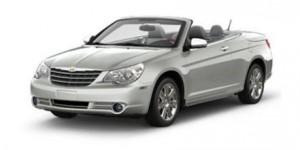 2010 Chrysler Sebring Limited (Hardtop)