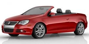 2011 Volkswagen EOS (Hardtop)