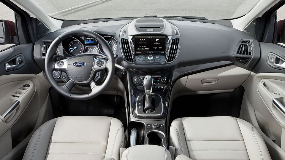 2014 Ford Escape Interior