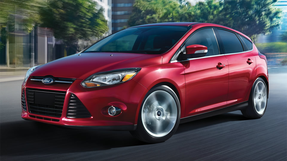 2014 ford focus titanium hatchback bestride. Cars Review. Best American Auto & Cars Review