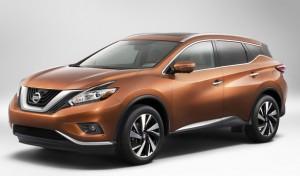 Nissan-Murano-front